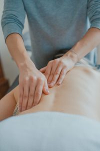 manual therapy massage