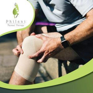 manual therapy for partial knee replacement